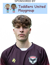 Sid Batty, sponsored by Toddlers United Playgroup